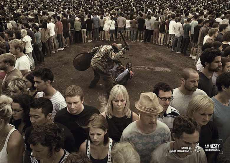 Ignorisanjem nas ignorišete ljudska prava.