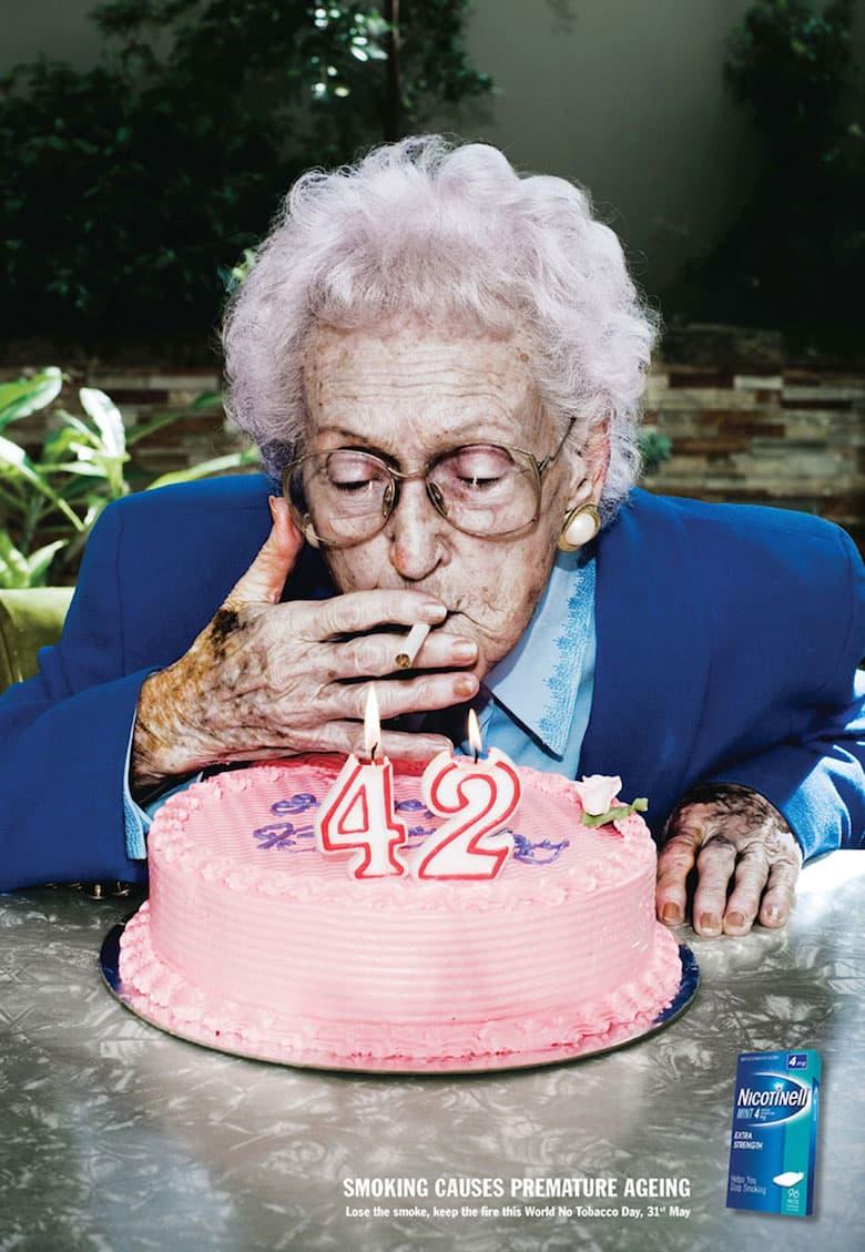 pusenje ubrzava proces starenja