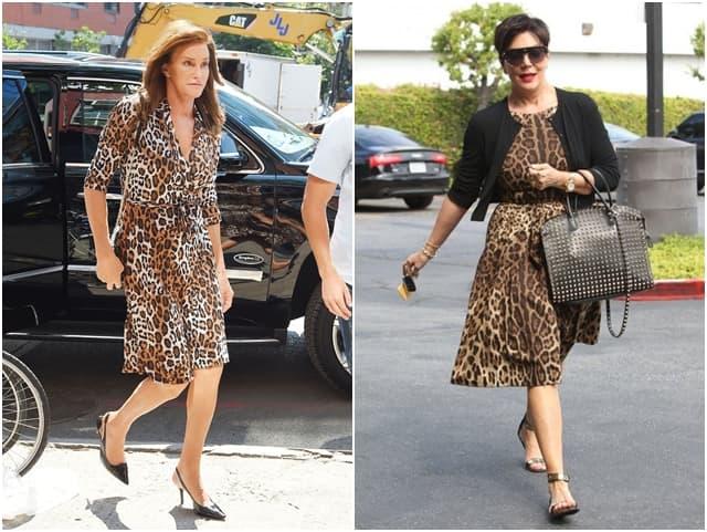 KBS: Rivalke su se nedeavno pojavile u haljinama sa identičnim printom (foto: Wenn)