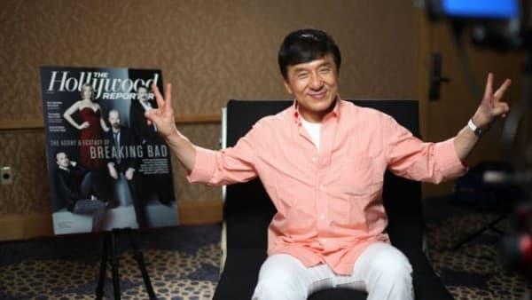 Jackie Chan je zauzeo drugo mesto (Foto: AP)