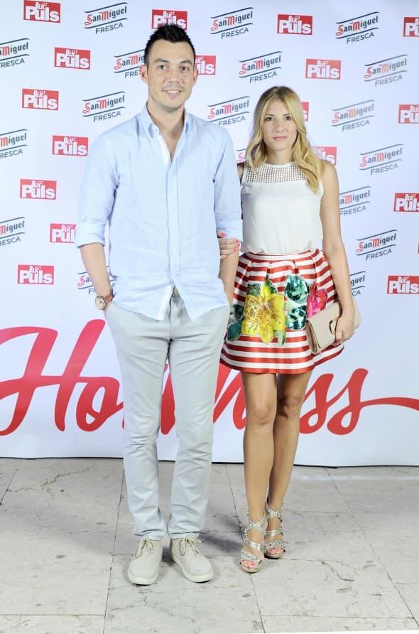 Željko Vasić sa suprugom (foto: Blic Puls)