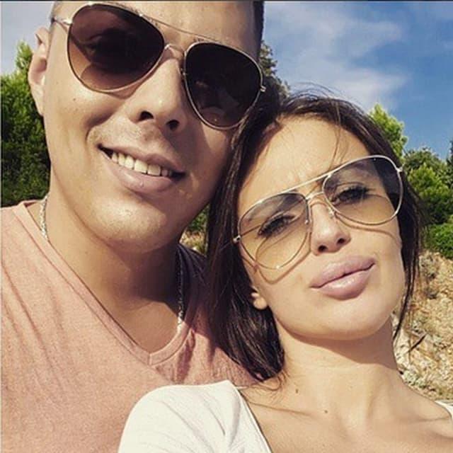 Samo dan posle šokantnih optužbi na račun bivšeg verenika, Valentina je poptuno promenila priču (foto: Instagram)