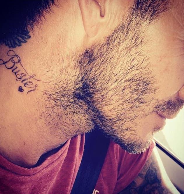 Nova tetovaža koju je posvetio najstarijem Brooklynu (foto: Instagram)