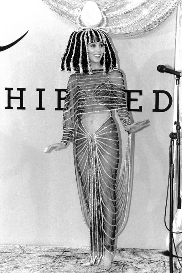 Cher kao kleopatra 1988. godine (foto: WENN)