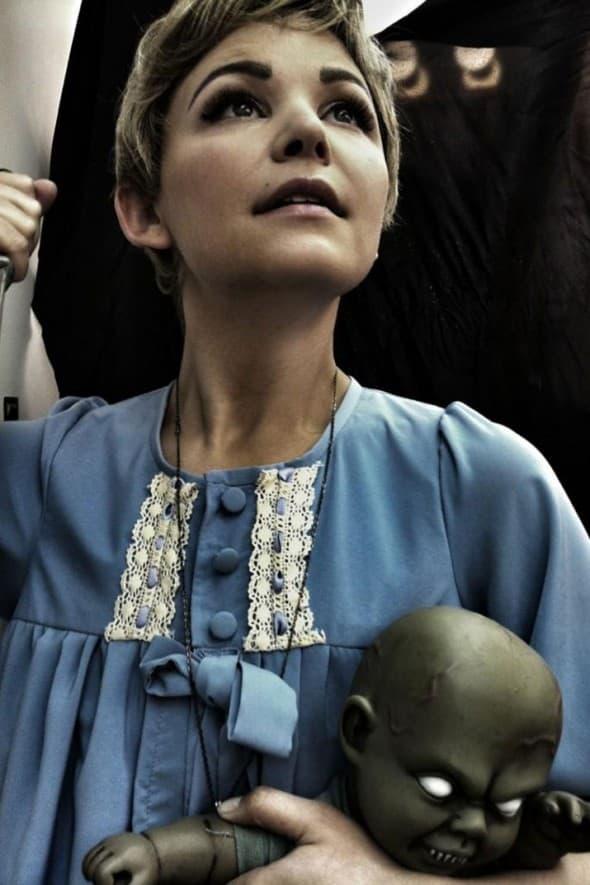 Ginnifer Goodwin kao Rosemary Woodhouse iz filma Rosemarys Baby 2012. godine (foto: Twitter)