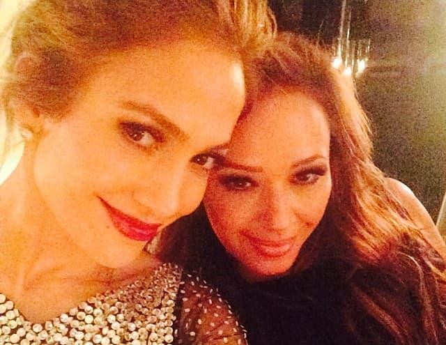 Leah tvdi da je crkva htela preko nje da vrbuje u svoje redove i njenu najbolju prijateljicu Jennifer Lopez (foto: Instagram)