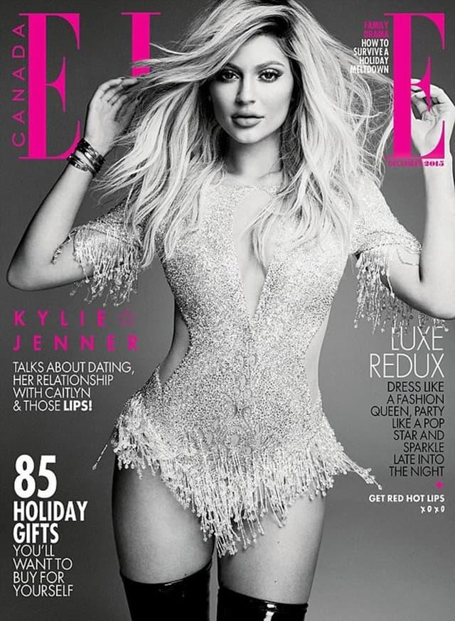 'Ljudi ne shvataju da sam nedavno napunila 18. godina i da sam veoma mlada', kaže Kylie za časopis Elle