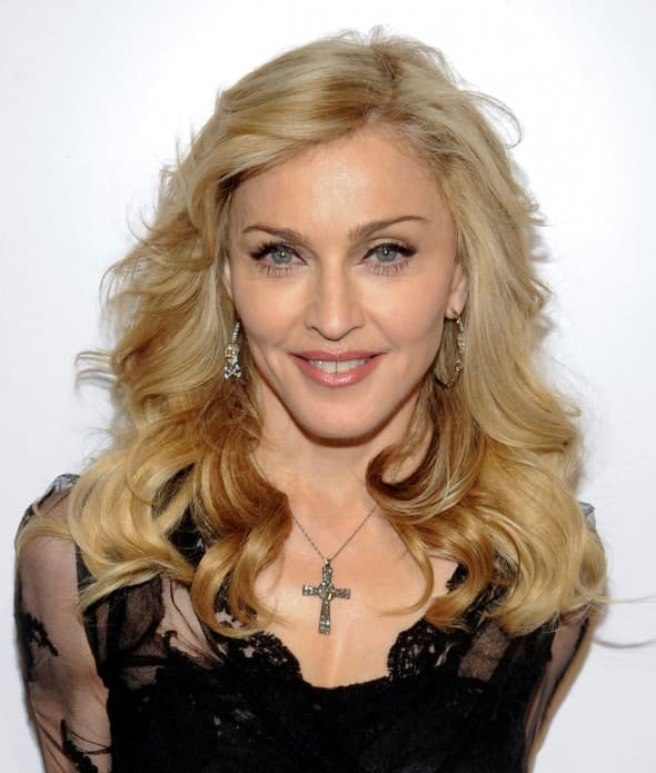 MADONNA at Truth or Dare by Madonna Fragrance Launch