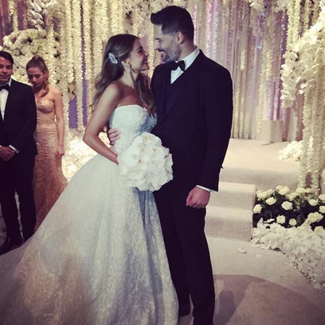 U venčanici Zuhair Murada je izgledala poput prave princeze (foto: Instagram)