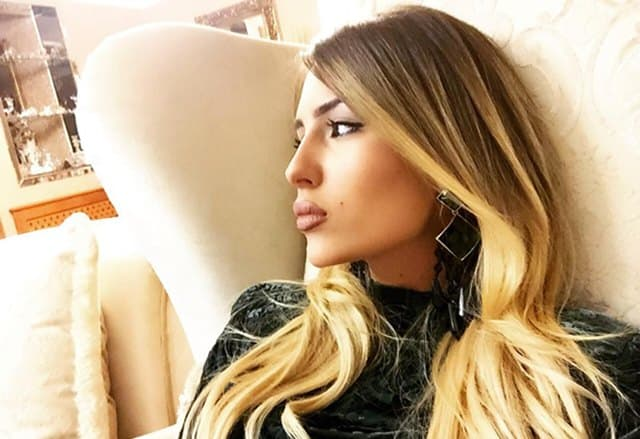 Da li će se Anastasija ipak krenuti Cecinim stopama? (foto: Instagram)