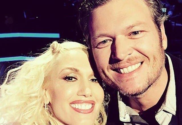 Gwen plus Blake, to su srca dva... (foto: Instagram)