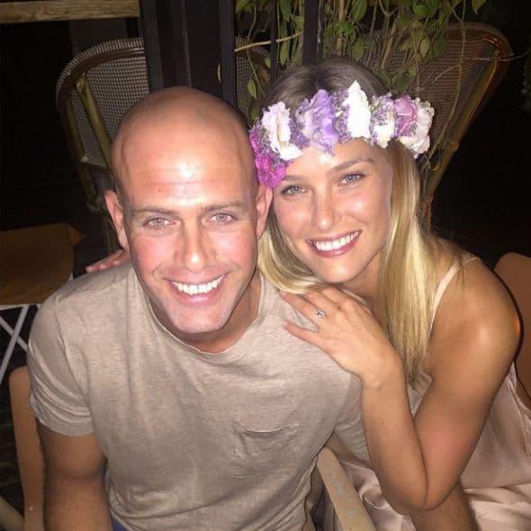 Bar Refaeli & Adi Ezra-instagram