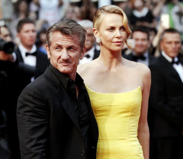 68th Annual Cannes Film Festival - 'Mad Max: Fury Road' - Premiere Featuring: Sean Penn, Charlize Theron Where: Cannes, France When: 14 May 2015 Credit: KIKA/WENN.com **Only available for publication in UK, Germany, Austria, Switzerland, USA**