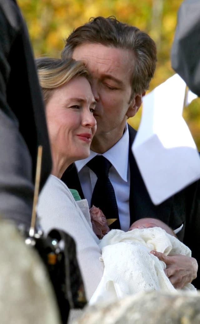 Jedna od scena iz filma, sa krštenja bebe (foto: FameFlyNet)
