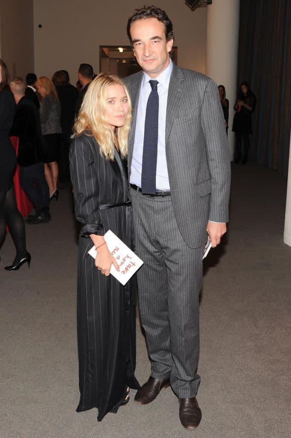 Mary-Kate Olsen & Olivier Sarkozy - wenn