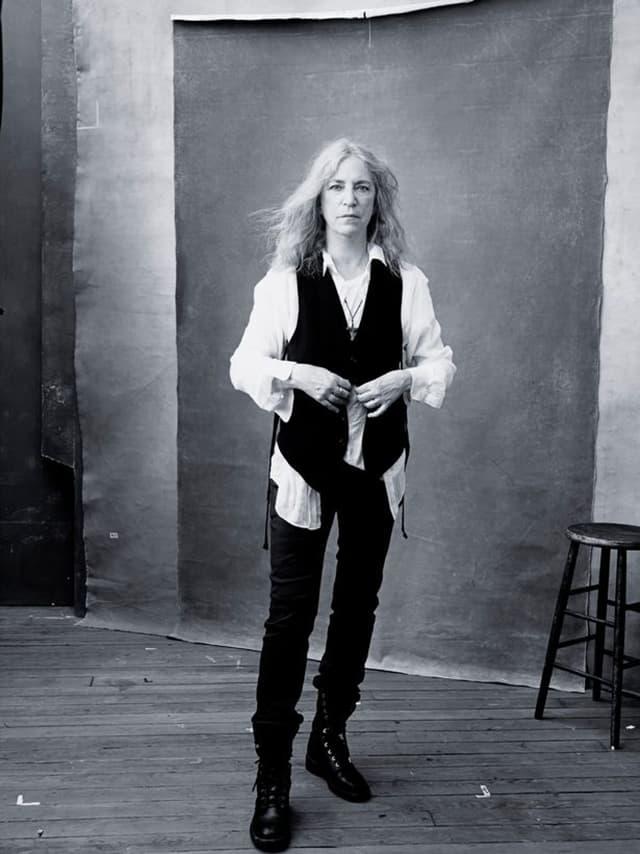 I čuvena muzičarka Patti Smith je zvezda novog Pirelliejevog kalendara (foto: Annie Leibovitz/Pirelli)