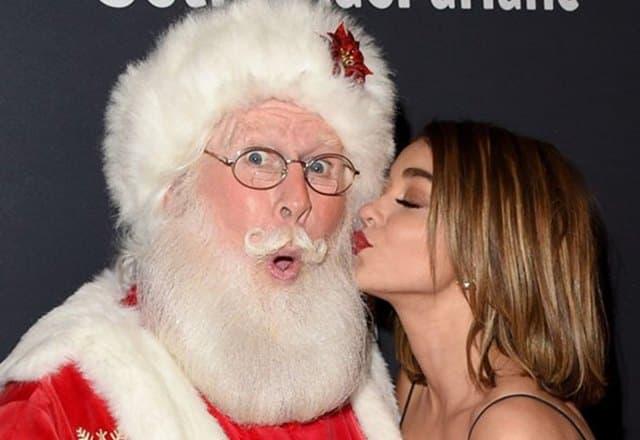 Deda Mraz je posetio i neke od holivudskih zvezda (foto: E!News)