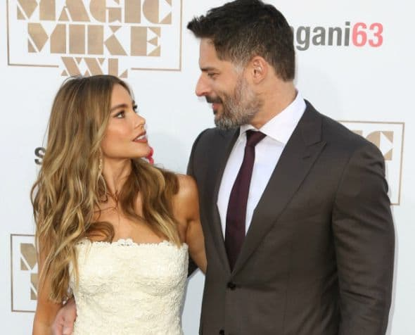 Premiere of Warner Bros. Pictures' 'Magic Mike XXL' at the TCL Chinese Theatre IMAX in Hollywood - Arrivals Featuring: Sofia Vergara, Joe Manganiello Where: Los Angeles, California, United States When: 26 Jun 2015 Credit: Brian To/WENN.com