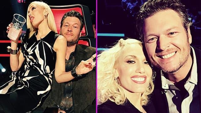 Gwen i Blake su par za koji na početku 2015. nismo verovali da će se upustiti u vezu (foto: Instagram)