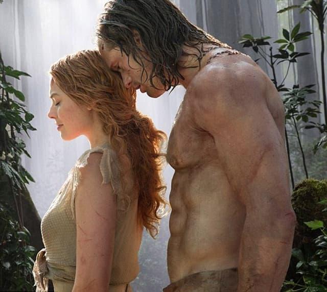 Margot i Alexander su savršeni Jane i Tarzan (foto: ScopeFeatures)