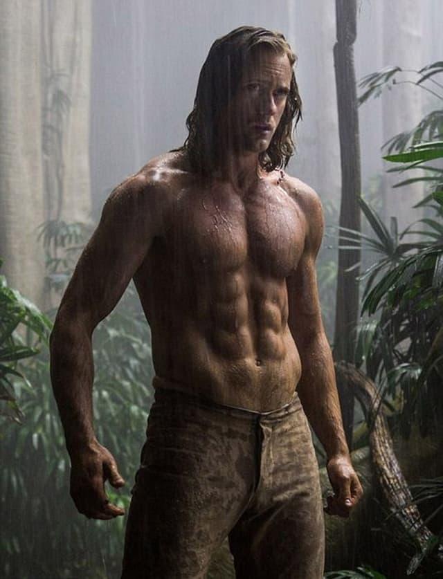 Seksi kralj džungle koga jedva čekamo da vidimo kako se njiše po granama (foto: ScopeFeatures)