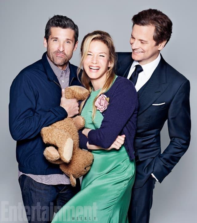 U novom filmu neće biti Hugh Granda, ali tu je još jedan Mark, pored Darcyja (foto: EW)