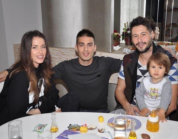 Vujadin je objavio fotke ćerkinog rođendana (foto: Instagram)