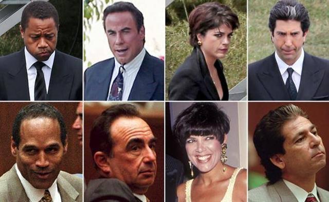 Glumci i osobe koje tumače u seriji (foto: FX)