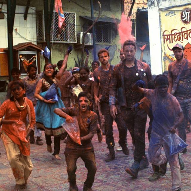 Momci su svoje scene snimali na lokacijama u Mumbaju (foto: Instagram)