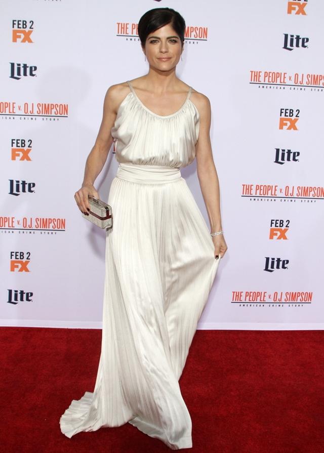 Selma Blair je mnoge podsetila na Kris Jenner, koju tumači u seriji 'American crime story: People vs. O.J. Simspon' (foto: Wenn)