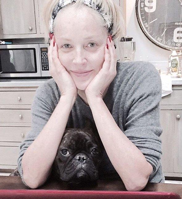 Ovako Sharon izgleda bez šminke, plastičnih operacija i fotošopa (foto: Instagram)