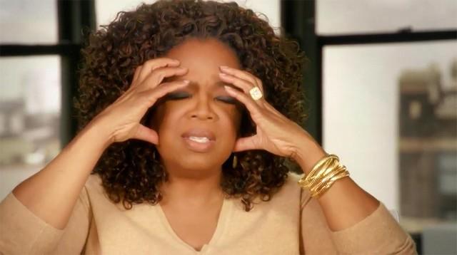Oprah Winfrey rs