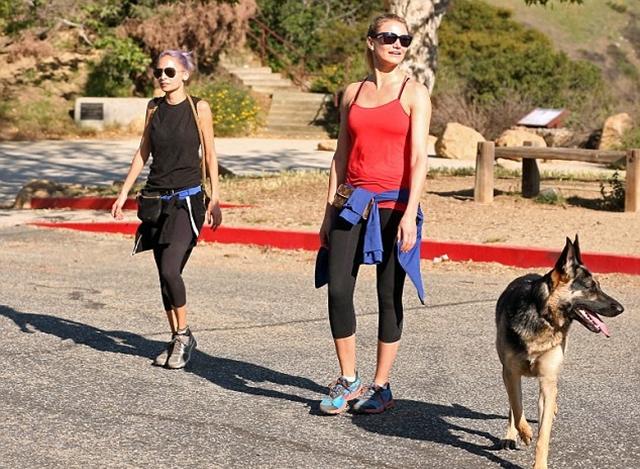 Jetrve su i najbolje prijateljice i često odlaze zajedno u šetnju i šoping (foto: INFPhotos)