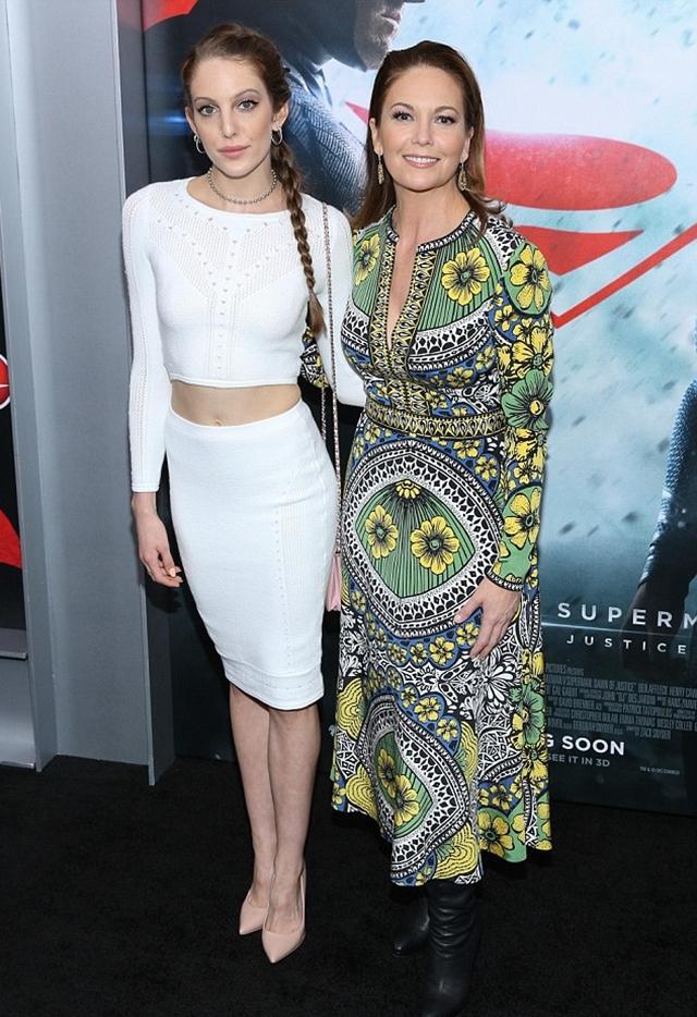 Diane i Eleanor na premijeri filma u Njujorku (foto: FameFlyNet)