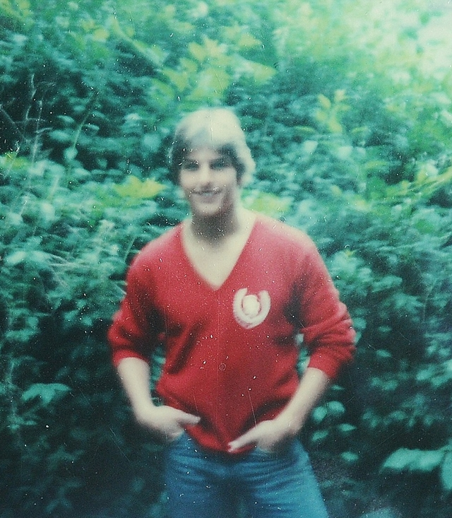 Tom Cruise pre nekoliko decenija dok je još bio mladić i odradatao u Nju Džersiju (foto: Coleman-Rayner)