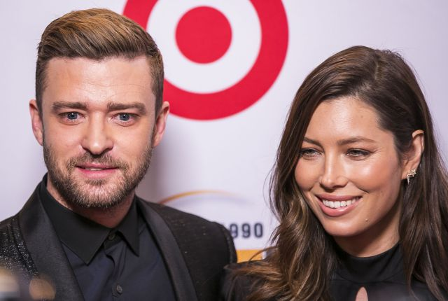 2015 GLSEN Respect Awards at the Beverly Wilshire Four Seasons Hotel - Arrivals Featuring: Justin Timberlake, Jessica Biel Where: Los Angeles, California, United States When: 23 Oct 2015 Credit: Brian To/WENN.com