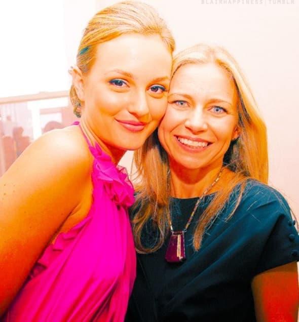 Glumica i njena problematična majka ( foto: facebook )