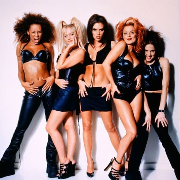 Spice Girls u seksipilnom izdanju (foto: Facebook)