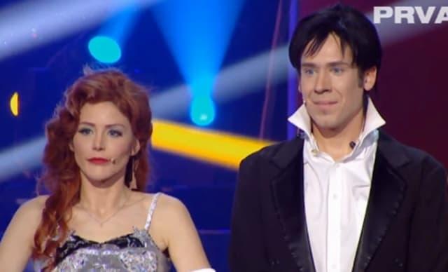 Ana i Nikola su bili sjajni kao Satine i Christian (foto: Screnshot)