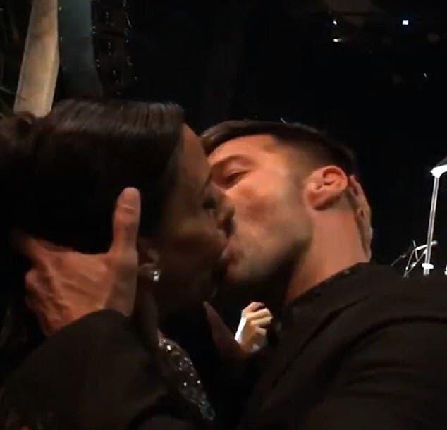 Poljubac vredan 90.000 dolara (foto: Screenshot)