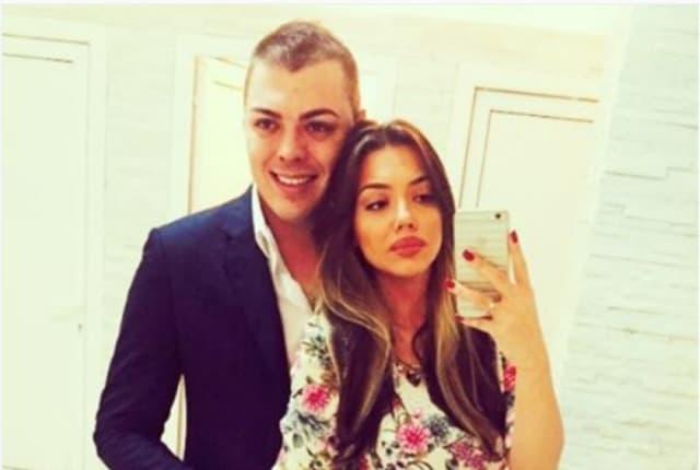 Par je raskinuo pre sedam dana (foto: Instagram)