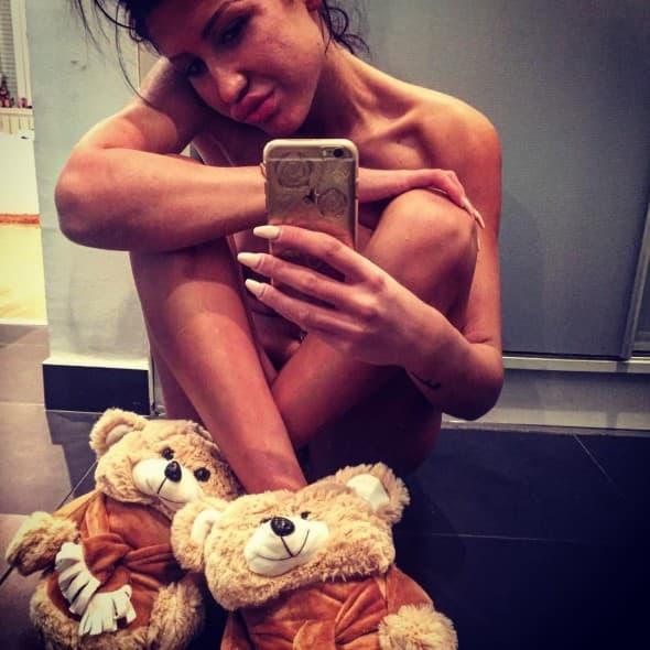 Tijana bez šminke (foto: Instagram)
