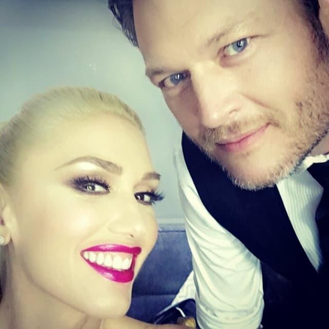 Blake kaže da su oboje veoma zbuđeni zbog pesme 'Go Ahead and Break My Heart' (foto: Instagram)