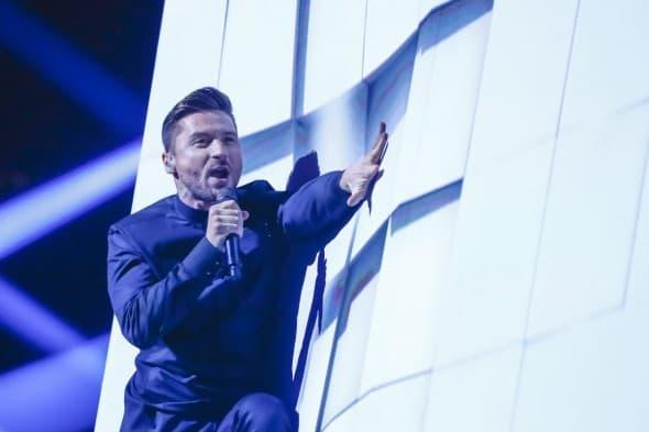 Sergey Lazarev, ruski predstavnik, je imao najviše glasova publike, ali je zbog bodova žirija na kraju završio na trećem mestu (foto: EBU)