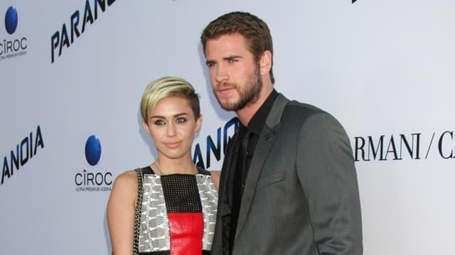 Miley i Liam uživaju u obnovljenoj veridbi (foto: Wenn)