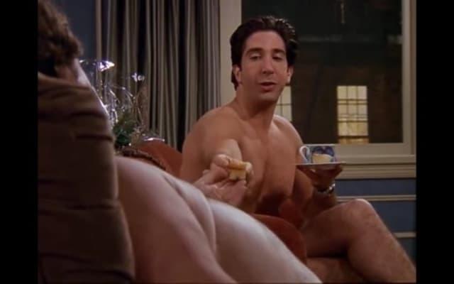 Scena sa Rossom i Ružnim golim likom (foto: Screenshot)