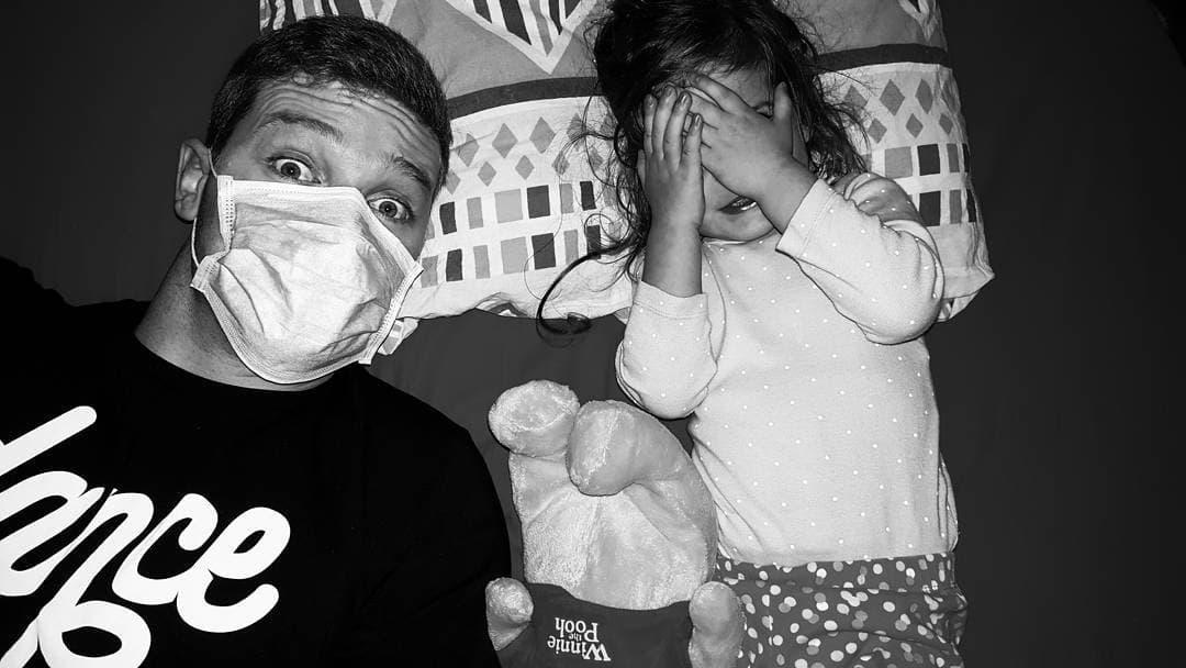 Igre tate i ćerkice (foto: Instagram)