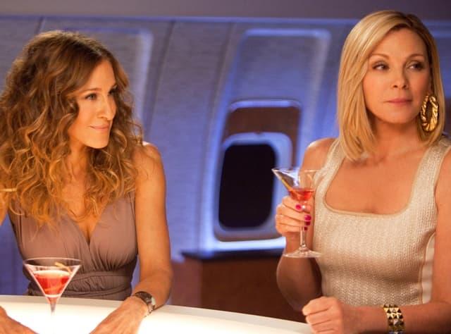 Tokom snimanja su kružile glasine da dve glavne glumice nisu u dobrim odnosima (foto: Fanpop)