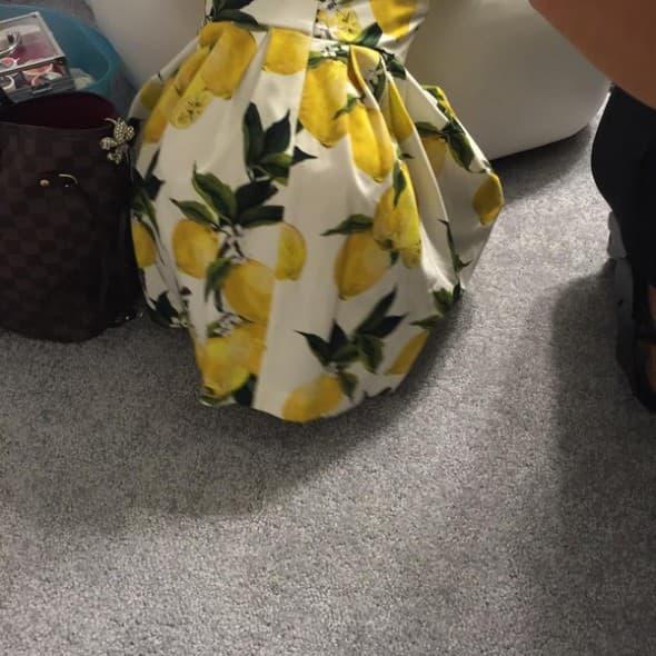 Slatka Dolce & Gabbanna haljinica košta 345 dolara (foto: Instagram)