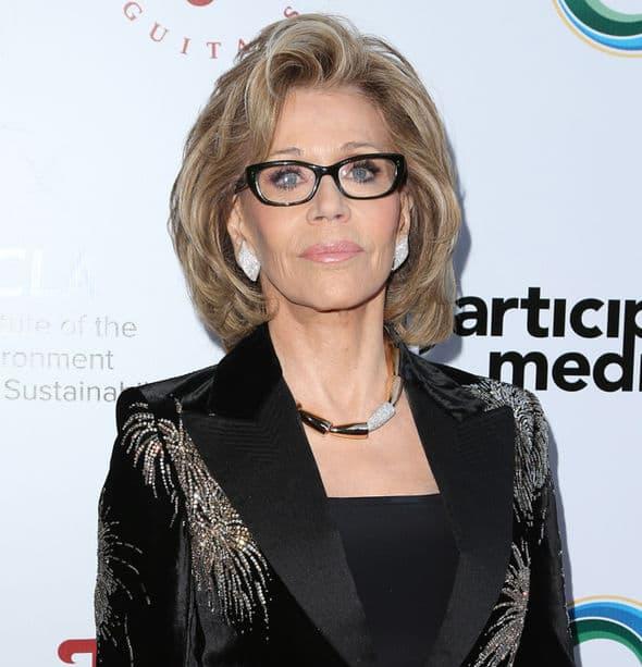 Jane Fonda - 78 godina (foto: WENN)